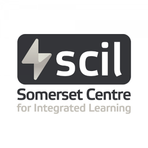 Scil Logo black and white